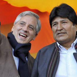 """Evo Morales: """"la gente pide"""" reelección indefinida"""