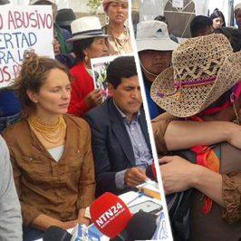 """Manuela Picq decide abandonar el país para precautelar su integridad personal ante el """"limbo jurídico"""" en el que se encuentra"""