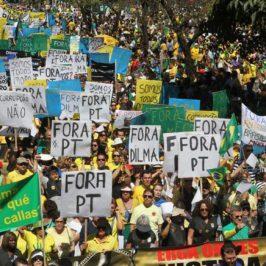Dilma en apuros, Brasil en problemas