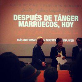 Cine, democracia y derechos humanos en Marruecos