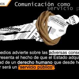 Asamblea aprueba cambio a la Constitución para que la comunicación sea considerada como servicio público