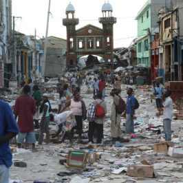 Puerto Príncipe seis años después del terremoto