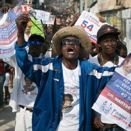 Haití: el largo camino de una transición democrática