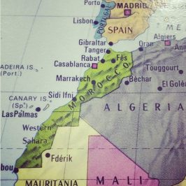 Marruecos y la cuestión del Sahara