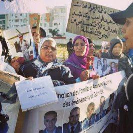 Gdeim Izik: las familias de las víctimas -11 militares asesinados- reclaman verdad y justicia