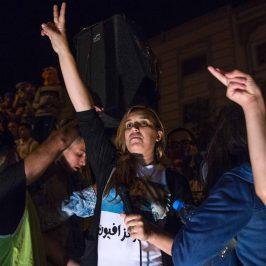 De la protesta pacífica a la revuelta