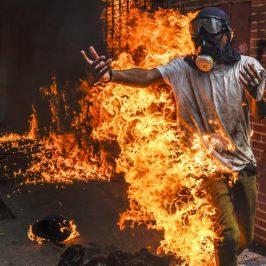 Venezuela: movilización social y terrorismo de Estado para gestionar la crisis