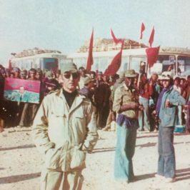 Marcha Verde: Othman Benjelloun nos cuenta sobre su Marcha
