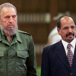 Cuba, un firme aliado de Argelia y, por añadidura, del Frente Polisario