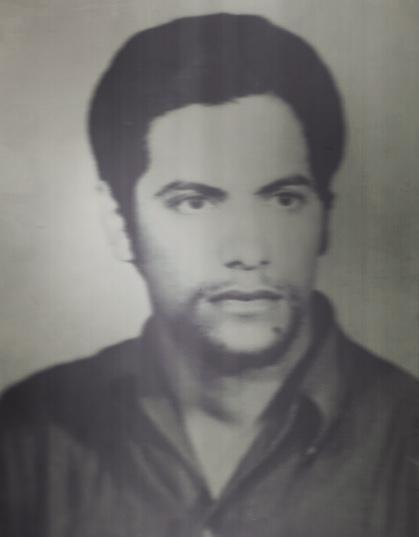 Abdelaziz Tribak transformado en Mohamed Sahel (Agosto, 1974)